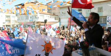 SEÇİMİ 'GÖLPAZARI' KAZANDI! AK PARTİ 600 FARK ATTI!