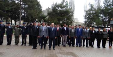 İLÇEMİZDE POLİS HAFTASI KUTLANDI